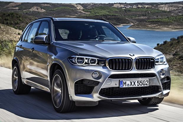 The 2017 BMW X5 M is far from being an ordinary premium midsize crossover SUV.